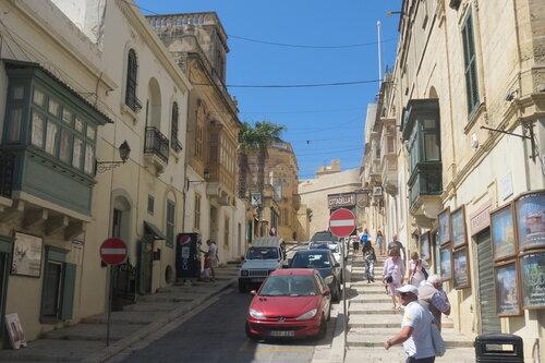 Улица, ведущая к цитадели