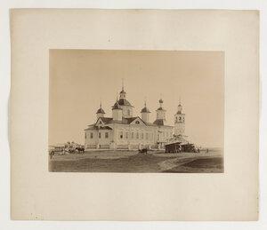 Яренск. Спасо-Преображенский собор