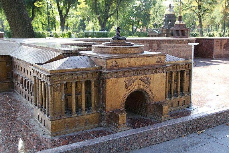 Адмиралтейство - Санкт-Петербург в миниатюре Img_8036