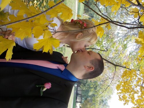 Наша свадьба 12-10-2013