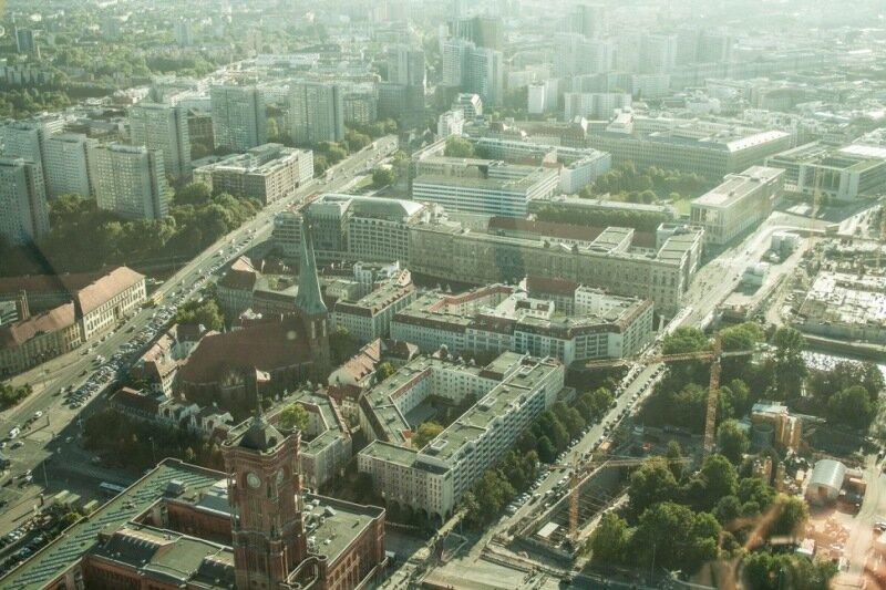 0 8c236 b1ef26c1 XL Германия. Панорамы Берлина