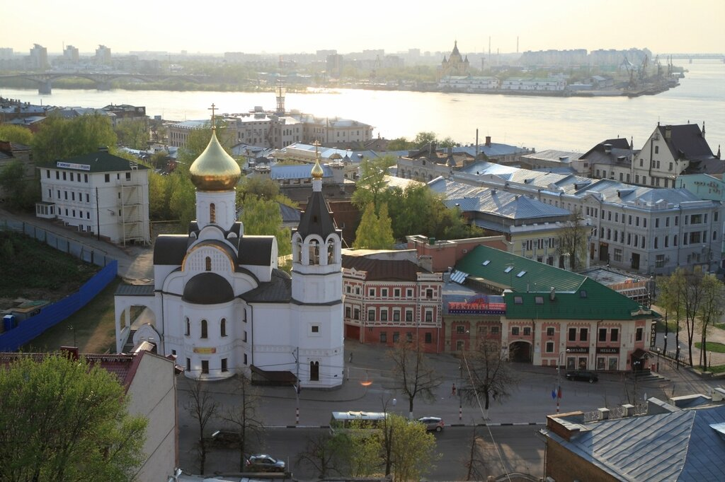 Церковь Казанской иконы Божией Матери, Нижний Новгород