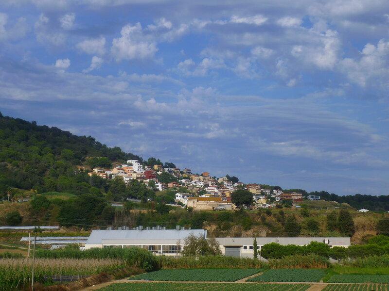 Испания, окрестности Пинеда де Мар (Spain, near Pineda de Mar)