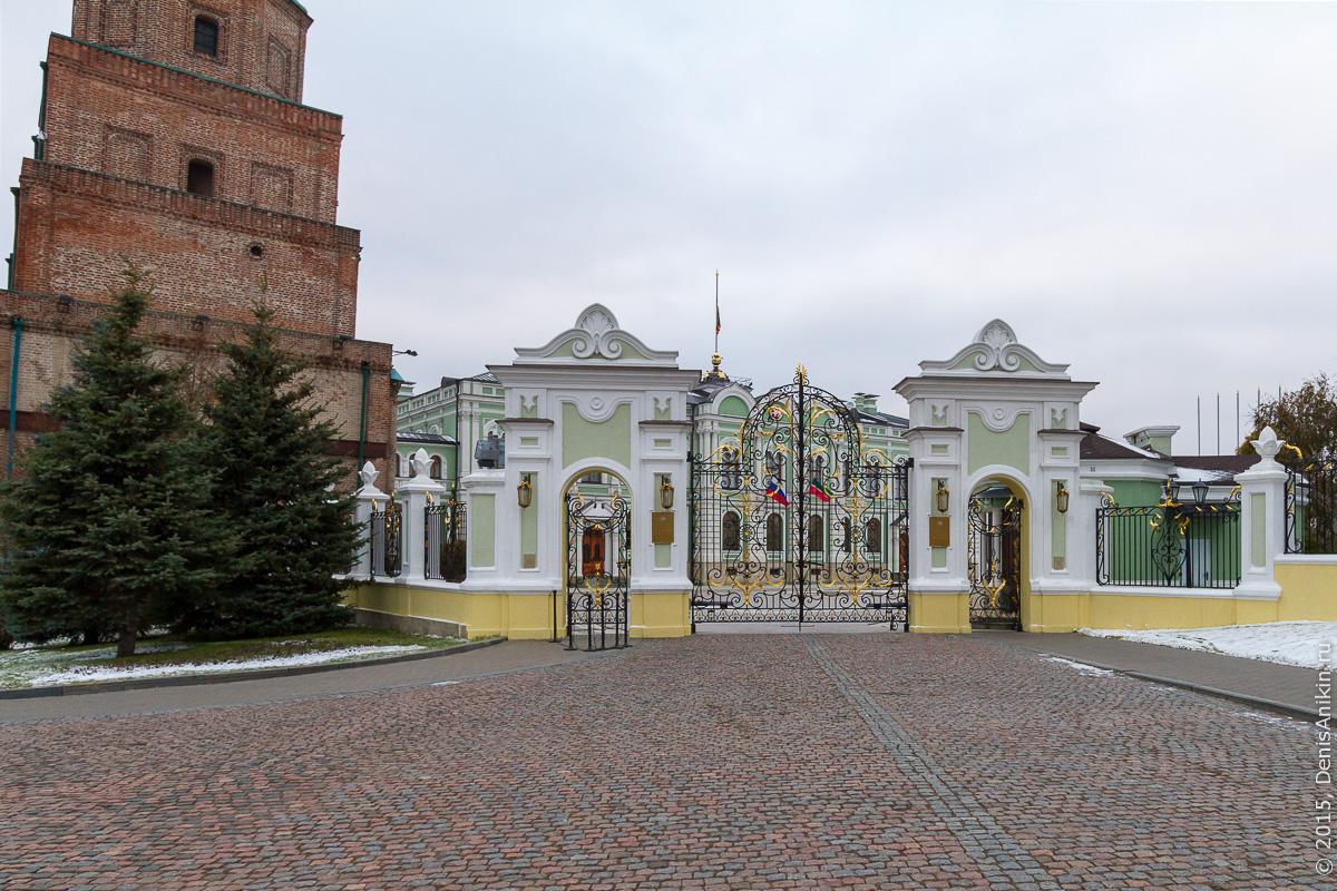 Казанский кремль 19