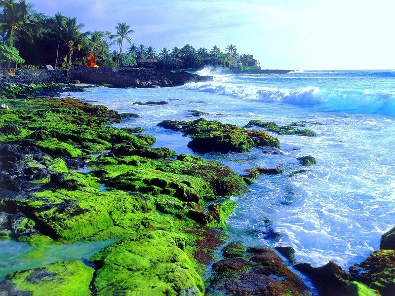 На островах Гавайских...