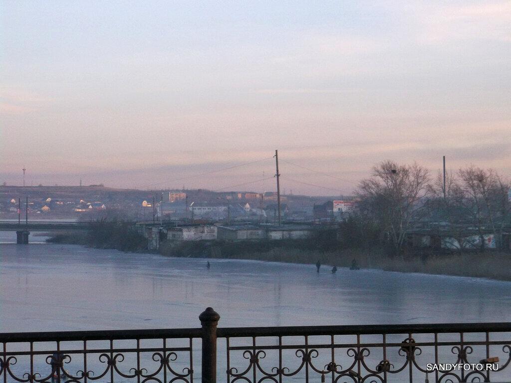 Рыбаки осваивают Троицкие реки