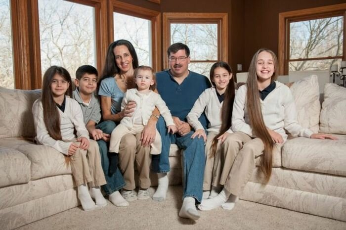 Волосатая семейка