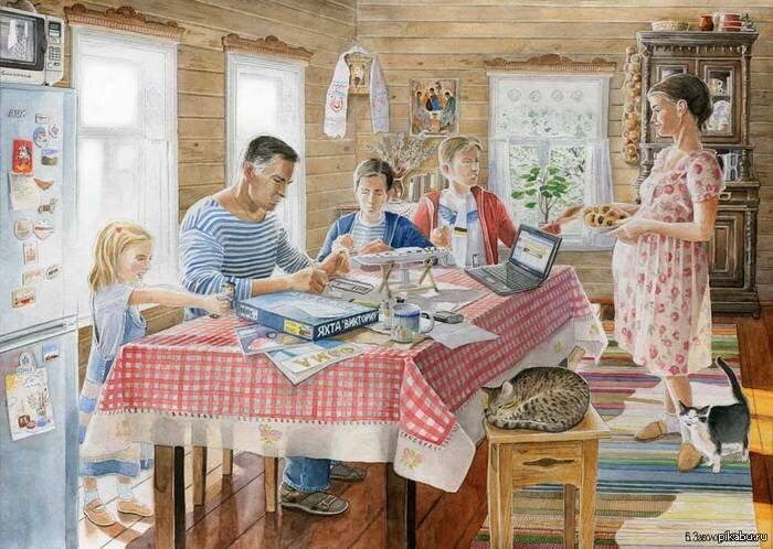 В чём же секрет семейного счастья