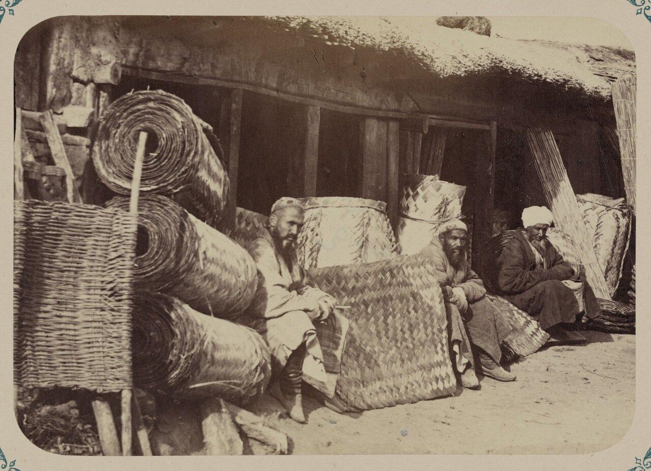 Камышовое производство.  Продажа изделий из камыша
