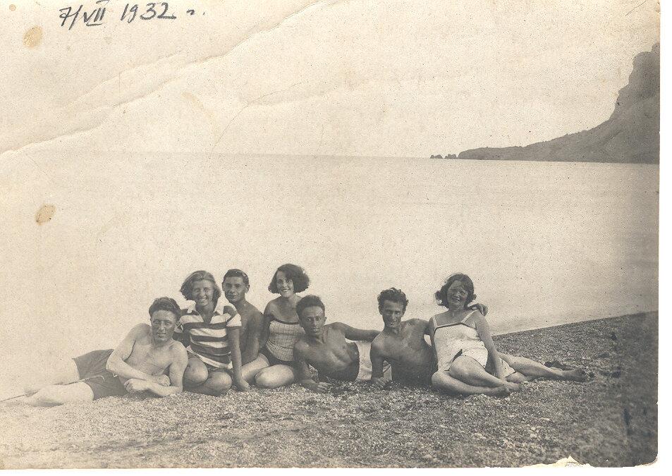 1932.7.07. Феодосия