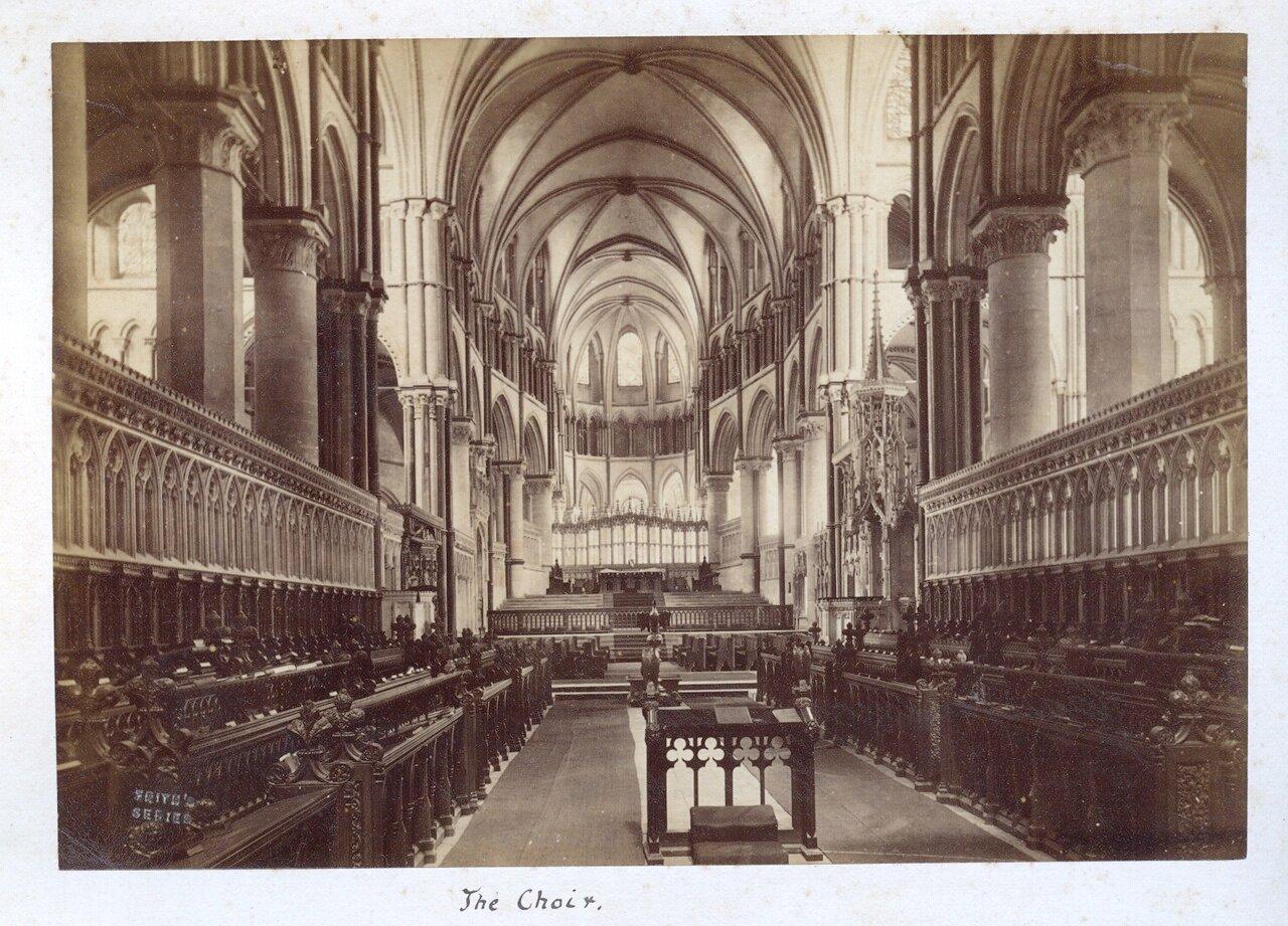 Frith & Co. Albumen print, England, C1880