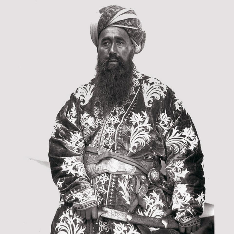 Бухарский сановник