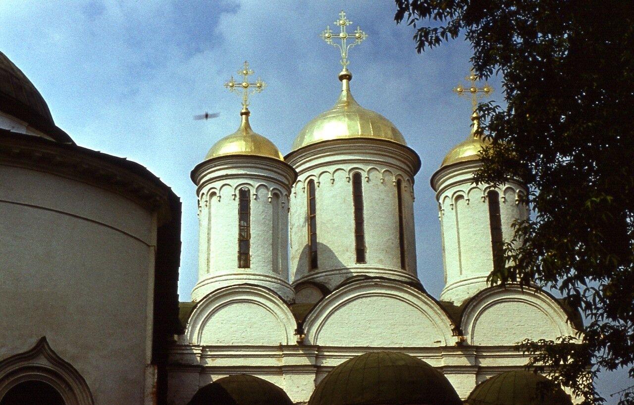 12.  Купола  собора