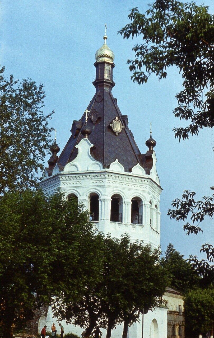 24. Купол  собора  монастыря