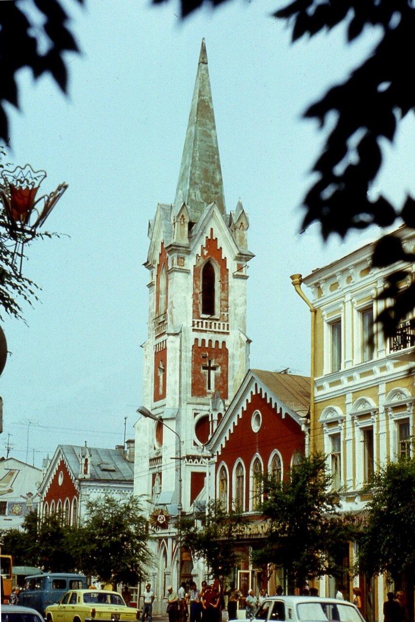 52. Лютеранский храм Святого Георга
