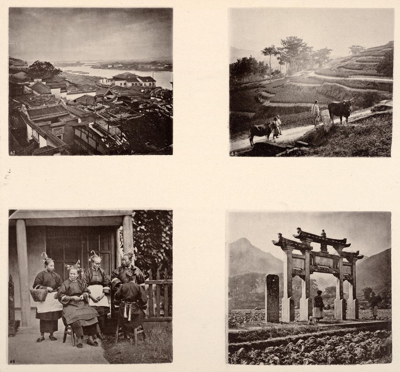 Виды и люди Фучжоу