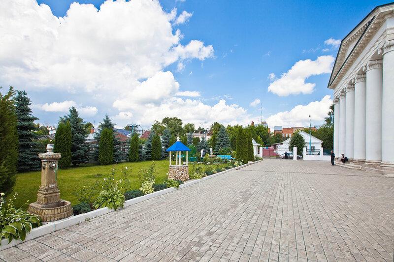 Церковь Святителя Николая в Серпухове