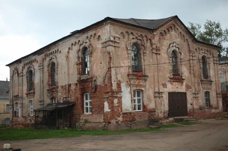 Тихвин - Введенский девичий монастырь