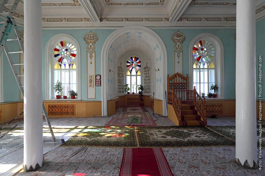 Азимовская мечеть Казань
