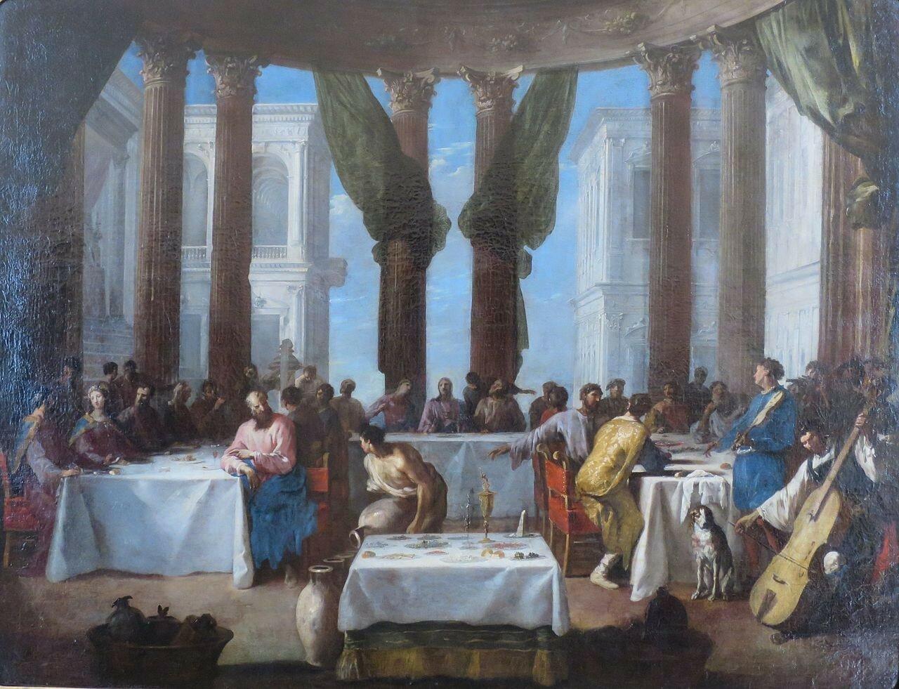 'The_Marriage_in_Cana'_by_Johann_Heinrich_Schönfeld,_Hermitage.JPG