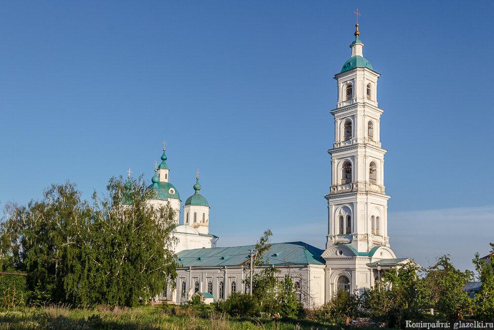 Елабуга, Спасский собор.