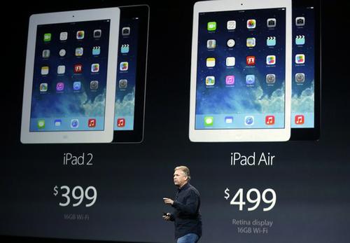 Корпорация Apple анонсировала свой новый гаджет: iPad Air