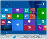 Windows 8.1 Enterprise x64 Elgujakviso Edition (v24.09.13) [Ru]