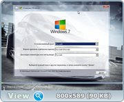 Windows 7 X64 4 in 1 AIO Activated by Vannza [Ru]