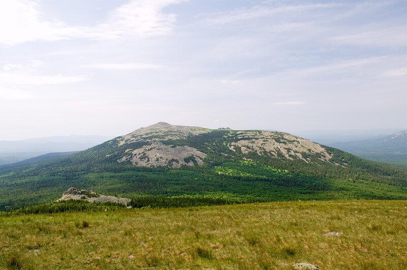 Хребет Нургуш (02.08.2013)