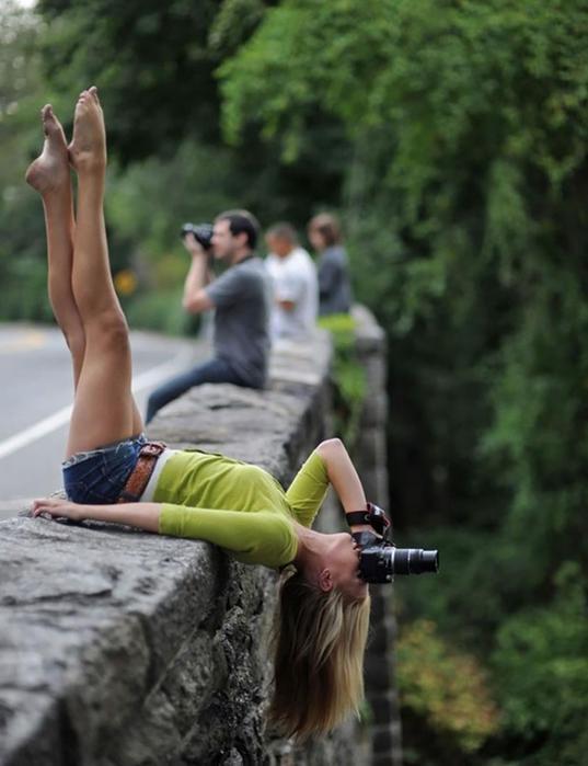 На что готовы смелые фотографы ради хорошего кадра 0 146ad2 8d90d847 orig