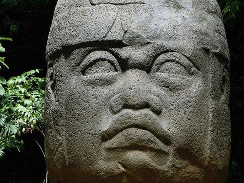 Таинственные доисторические объекты