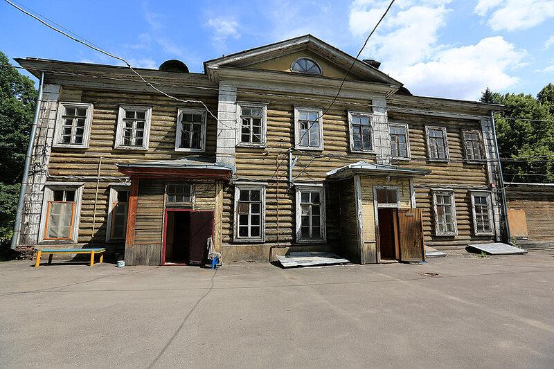 Дом Германа. Усадьба Виноградово