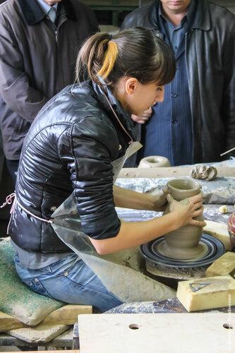 борисовский район, борисовская керамика