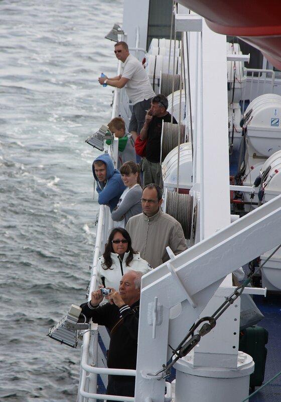 Паром DFDS Crown Seaways