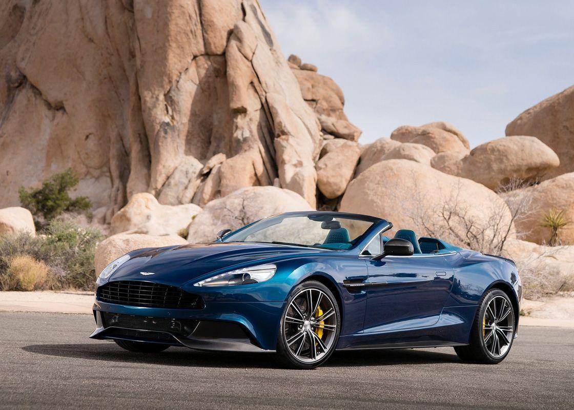 Кабриолет Aston Martin (8 фото)