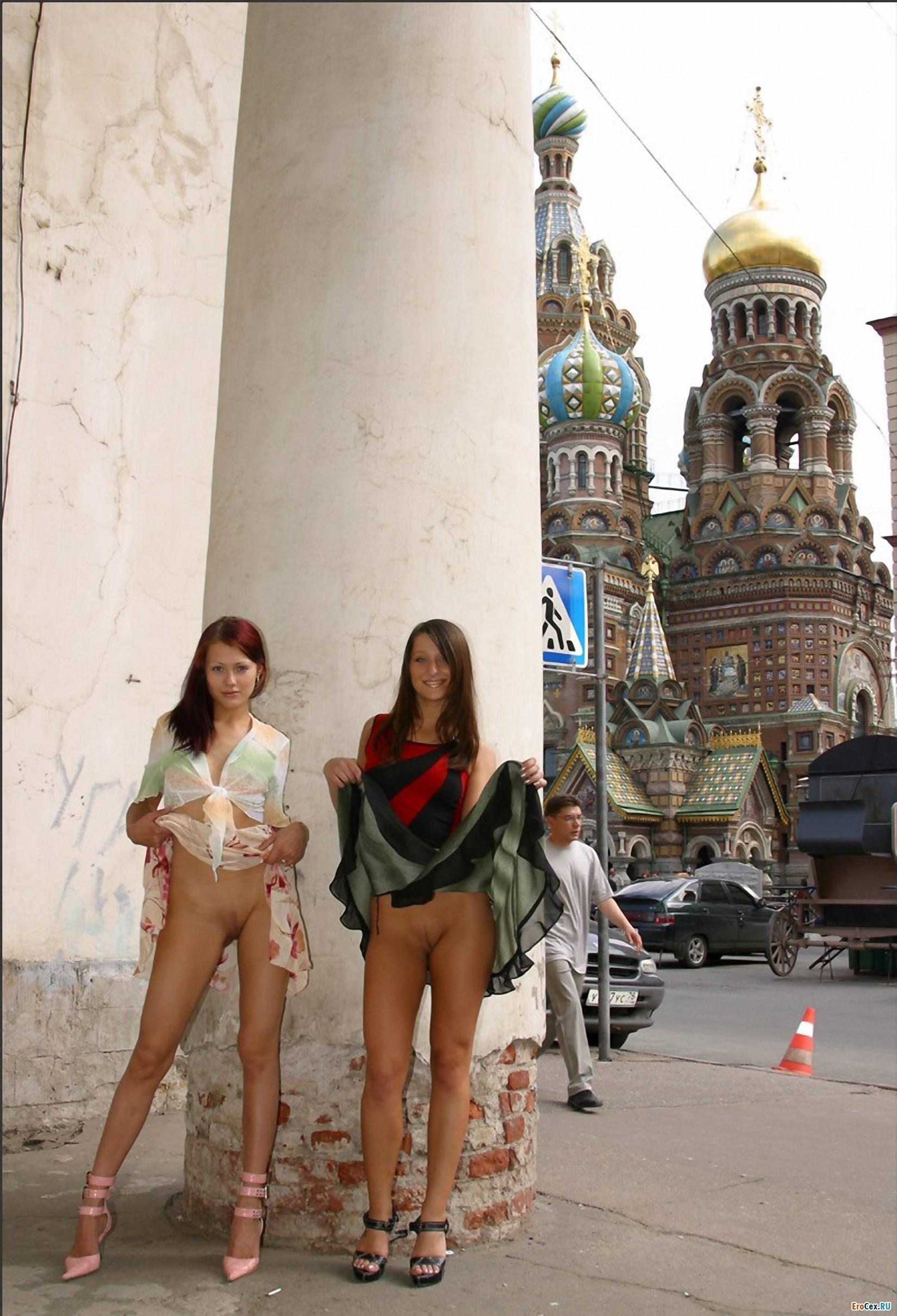 Секс на улицах россии 10 фотография