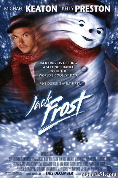 Джек Фрост / Ледяной Джек / Jack Frost (1998/DVDRip)