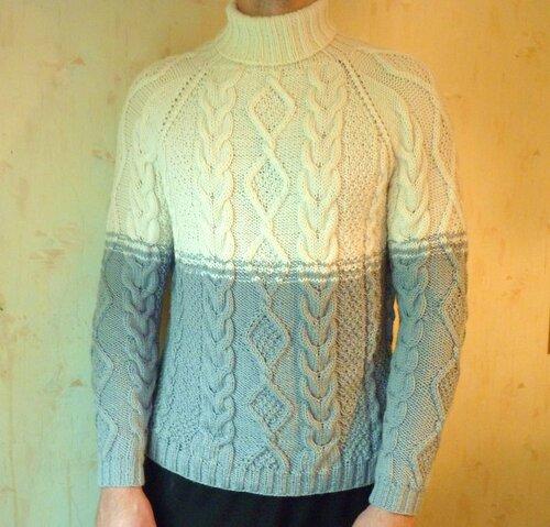 свитер ,вязание на заказ