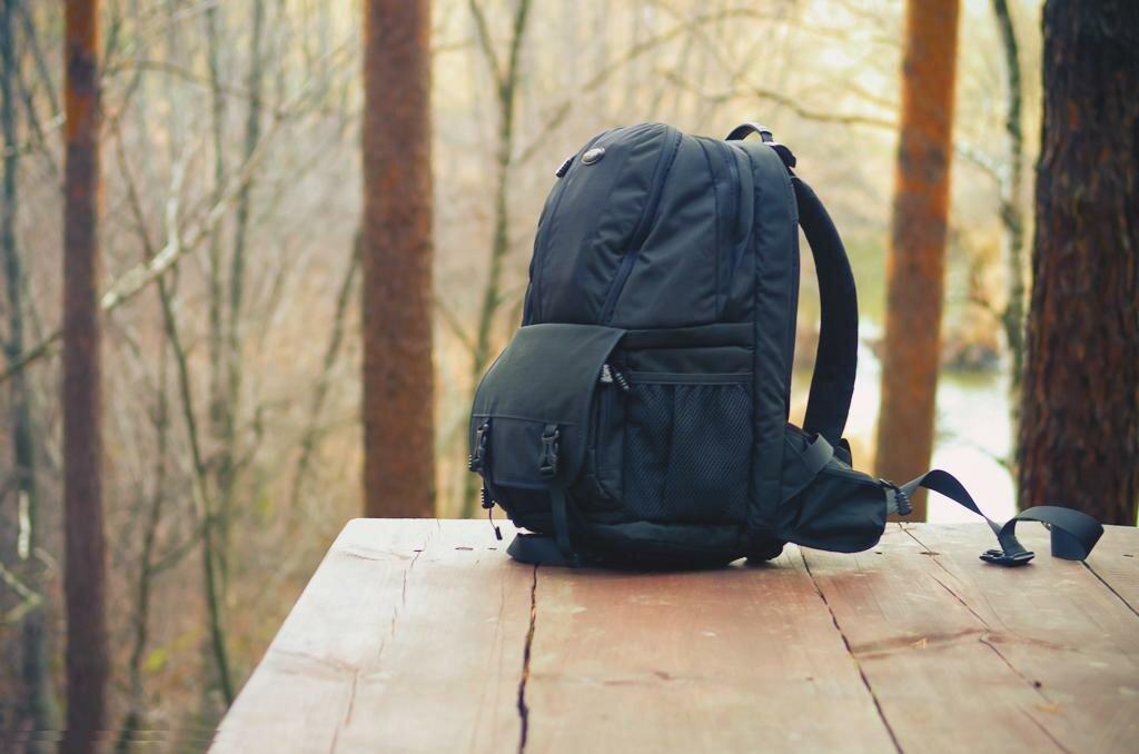 Фотография 2. Фоторюкзак Ainogirl A2163 - аналог рюкзака для фотоаппарата Lowerpro Fastpack 250. Обзор