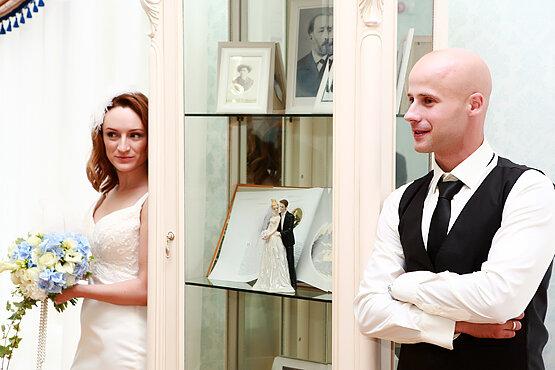 на мира, 24 свадьба, регистрация