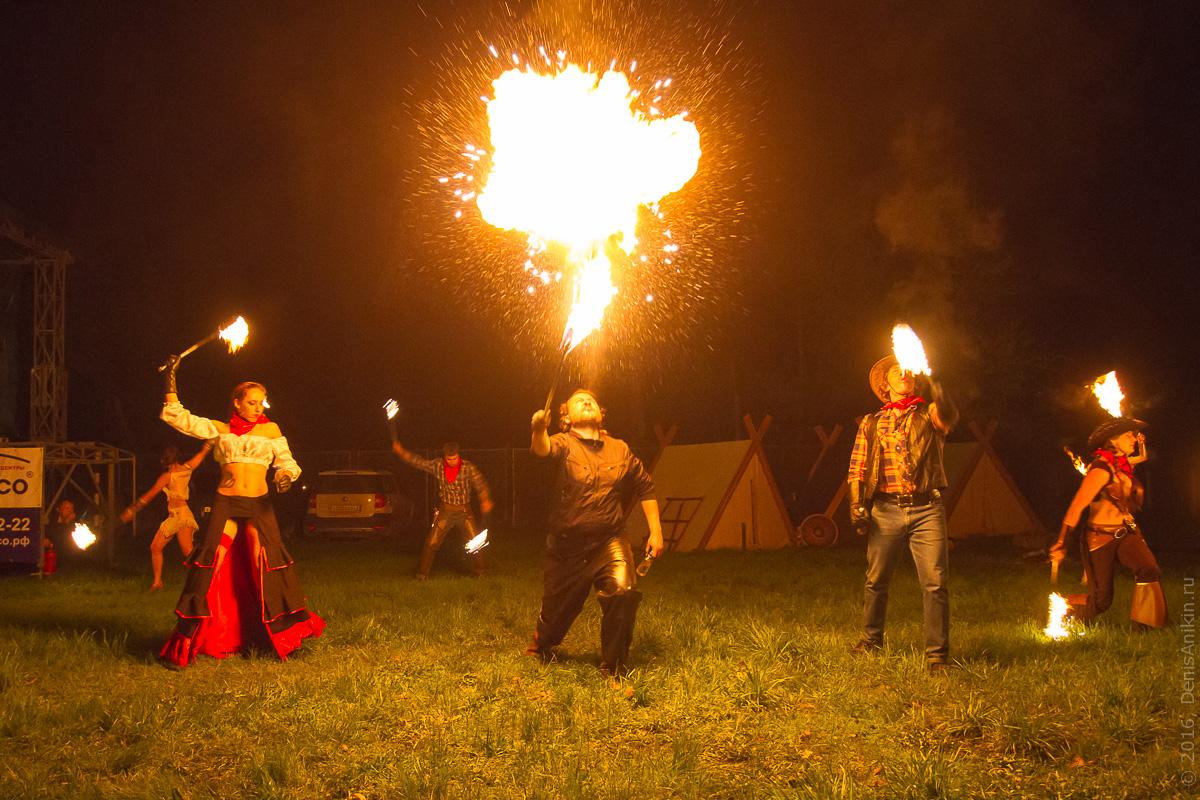 Правый Берег 2015. Танец Огня. 9