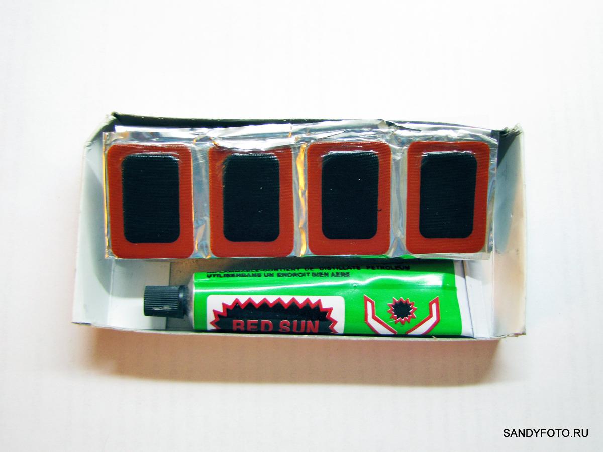 Набор для ремонта камер 4803, цена 35 грн, набор для ремонта.