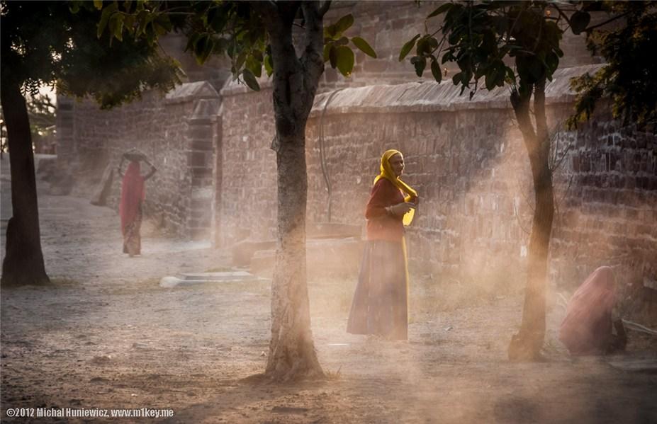 Неприкасаемые - путешествие по Индии / India by Michal Huniewicz