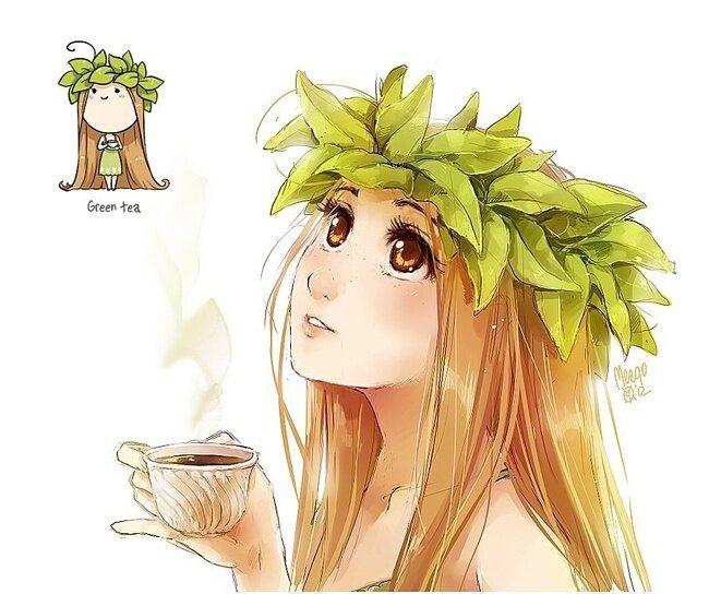 зеленый чай с корицей для похудения польза
