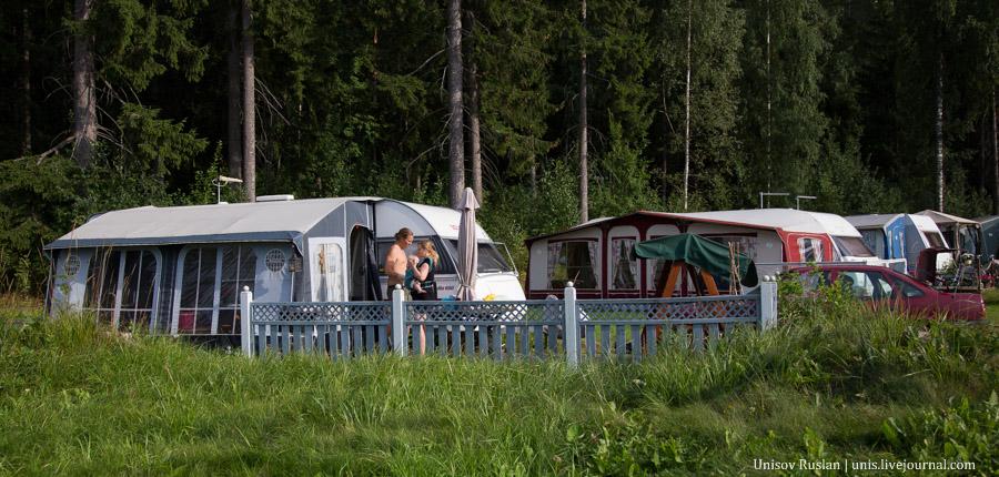 Автомобильное путешествие по Финляндии