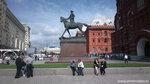 Москва. Памятник Георгию Жукову