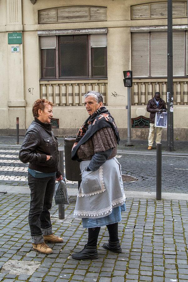Португальская бабушка