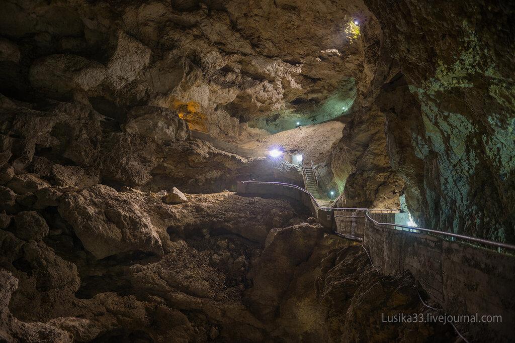 Пещера Дьявольское горло,Болгария