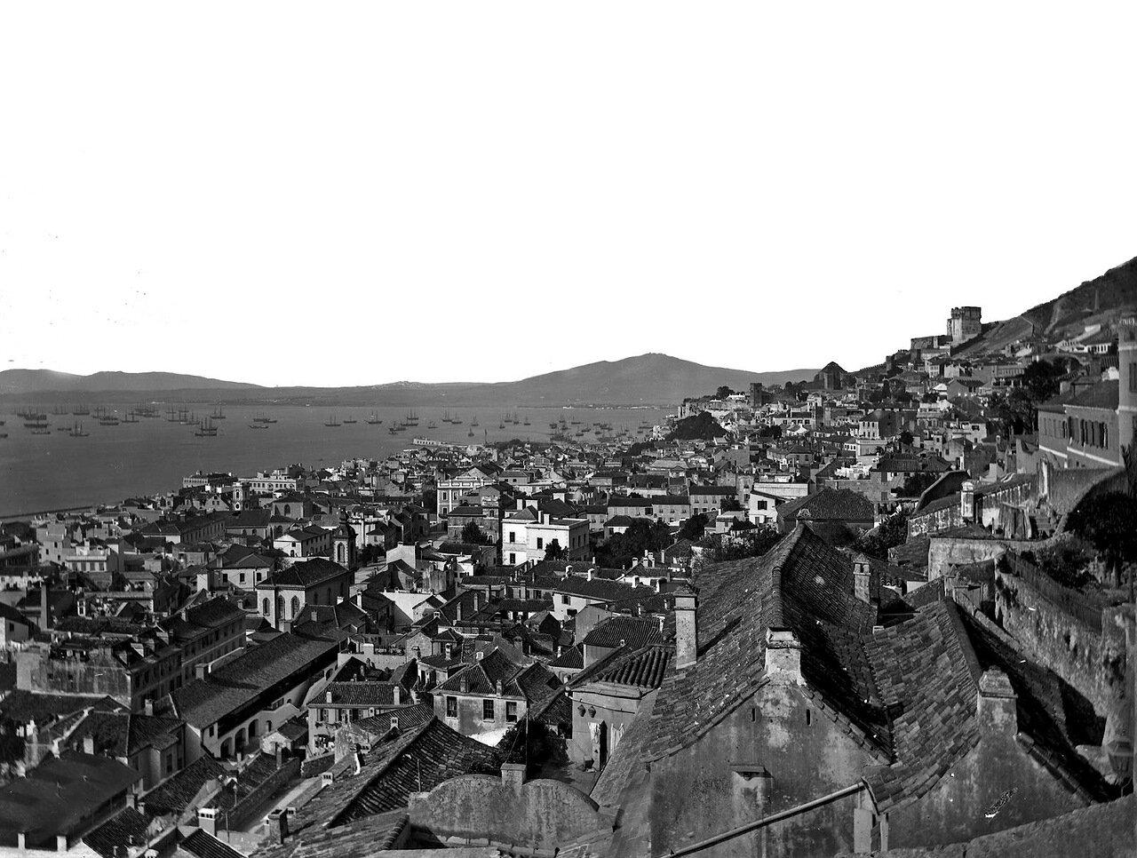 1890.  Северная часть города