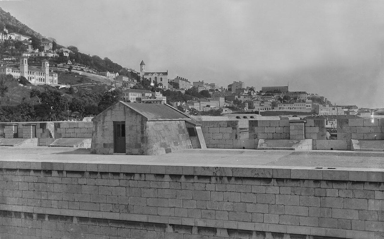 1890. Бастион на перемычке